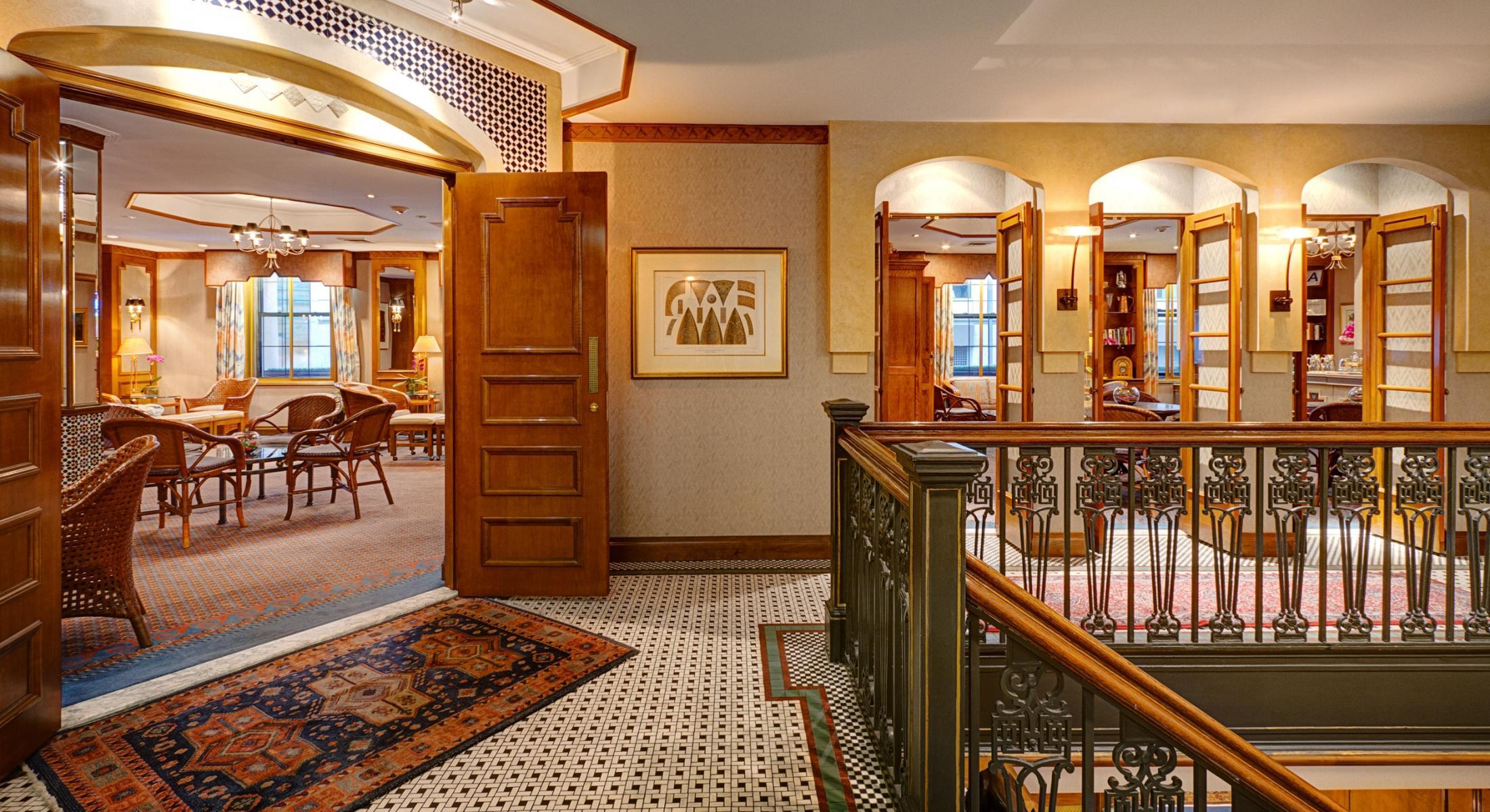 Library Hotel Collection Midtown Manhattan Casablanca Hotel Nyc