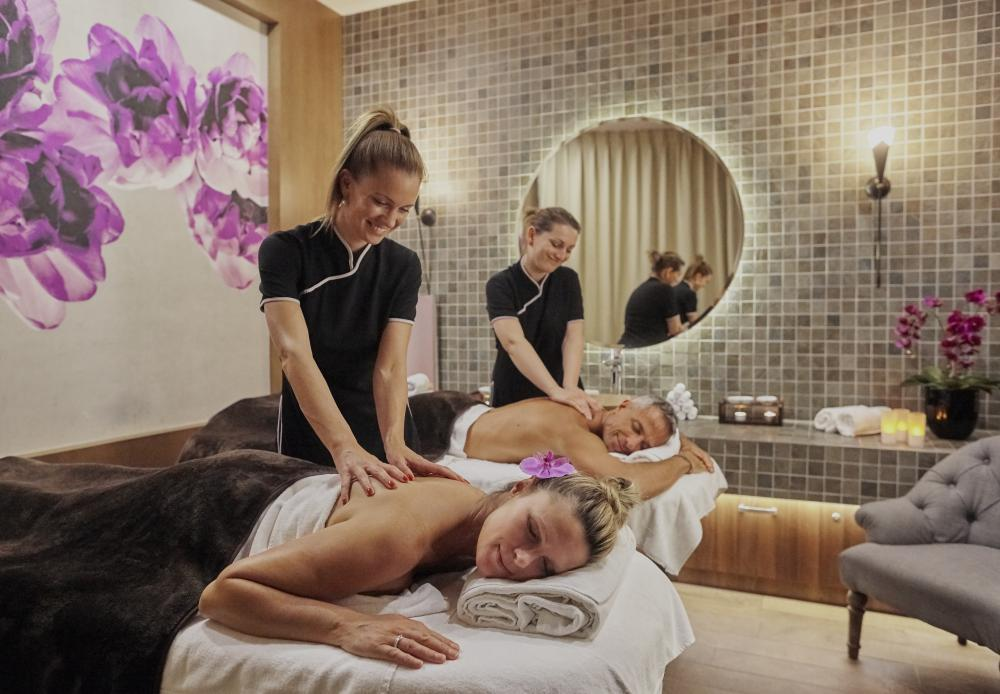 Book a new spa service designed to rejuvenate, heal and purify at Harmony Spa!