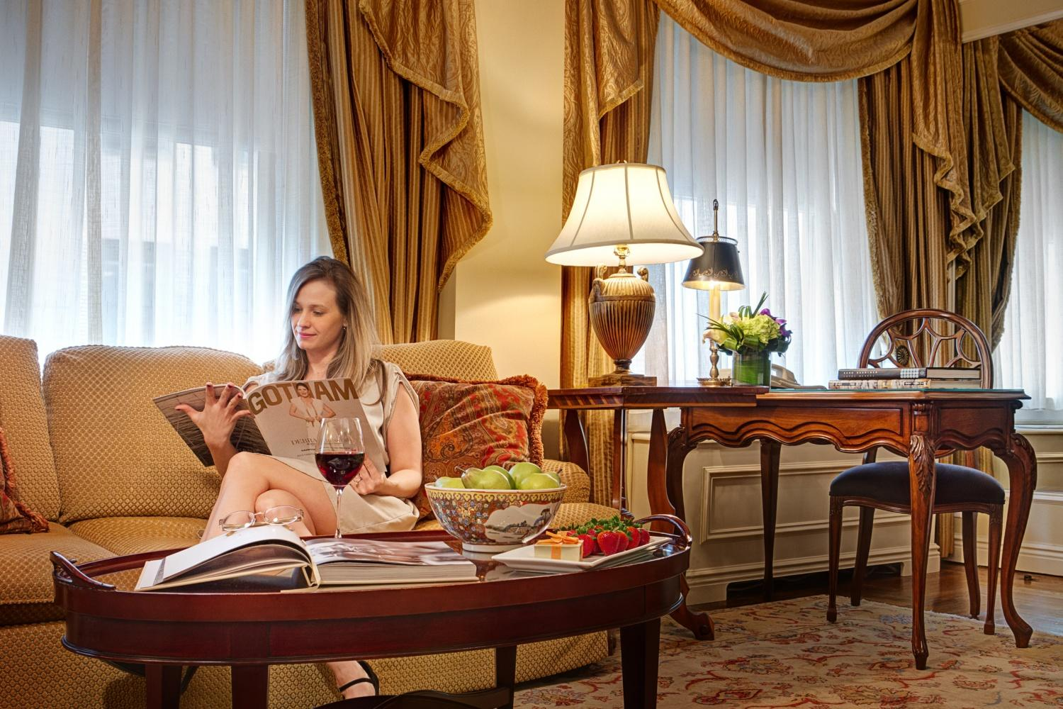 Library Hotel Collection Luxury Hotel Manhattan Hotel Elysee Nyc