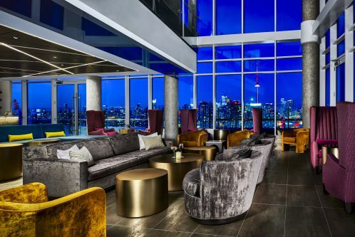 The Nest at Falcon SkyBar