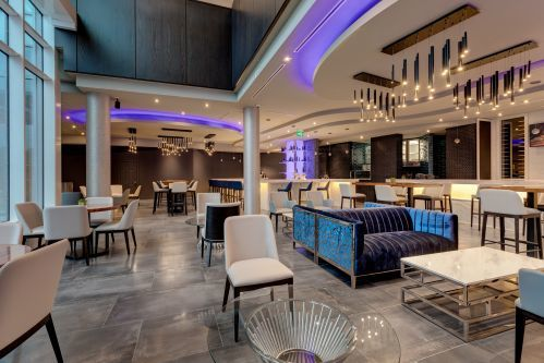 Lobby Bar and Lounge at Hotel X Toronto
