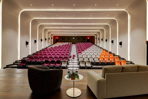 250- Seat Cinema at Hotel X Toronto