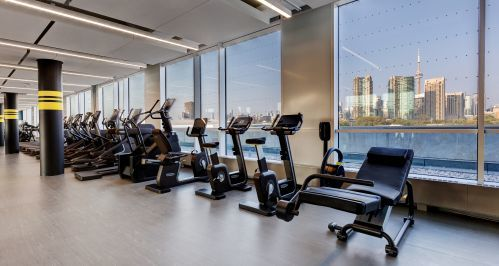 10XTO Primary Fitness Centre Gym