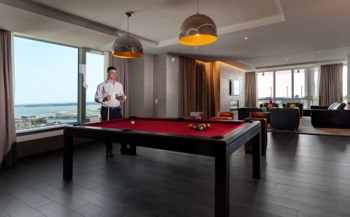 Presidential Suite at Hotel X Toronto