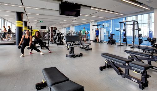 Primary Fitness Centre Gym at 10XTO