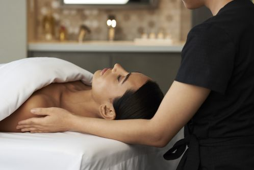 Guerlain Spa at Hotel X Toronto Facial Treatment